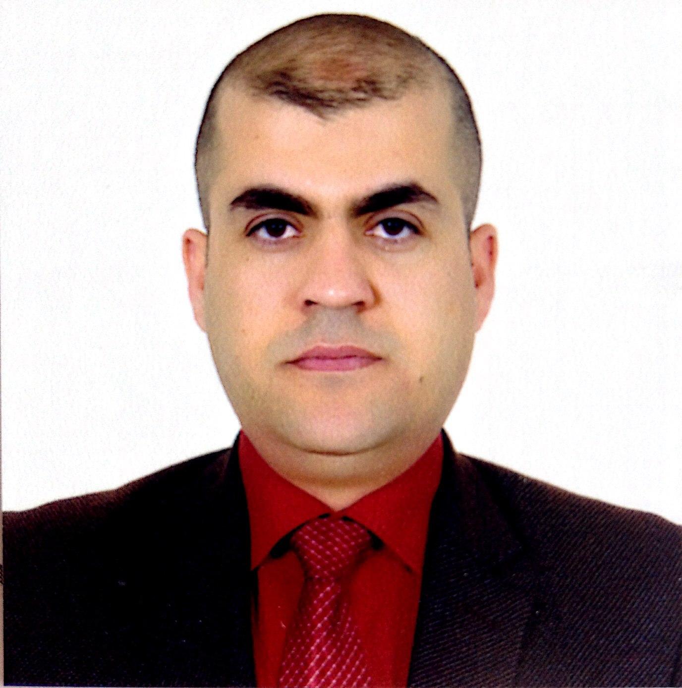 Dr.Muheddin Abu Baker  – Sales Manager