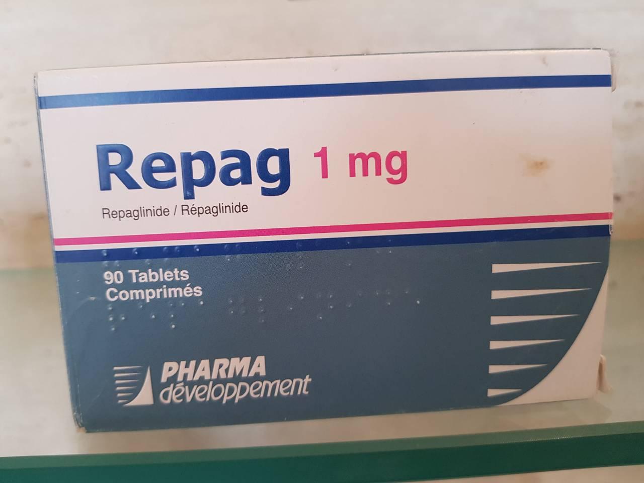 Repag 1 mg